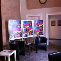 Foto tirada no(a) Kino Pod Baranami por Ilya P. em 7/13/2012