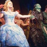 Das Foto wurde bei Gershwin Theatre von Christa H. am 6/6/2012 aufgenommen