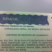 Photos At Consulado Geral Do Brasil Duomo 2 Tips From 176 Visitors