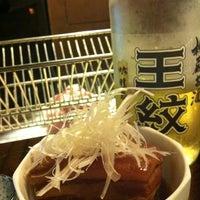 Photo prise au Sake Bar Ginn par Athena S. le4/28/2012