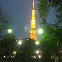รูปภาพถ่ายที่ 芝公園こども平和公園 โดย ぽえお เมื่อ 4/22/2012