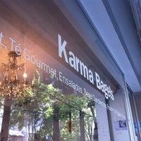 Foto tomada en Karma Bagels por Aldo M. el 3/9/2012