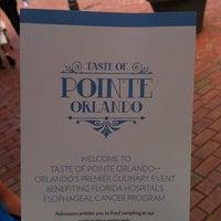 Снимок сделан в Pointe Orlando пользователем Danielle 4/29/2012