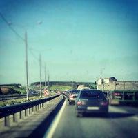 Photo prise au М-2 Симферопольское шоссе par Jane P. le7/29/2012