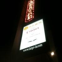Das Foto wurde bei Largo at the Coronet von Jd P. am 4/8/2012 aufgenommen