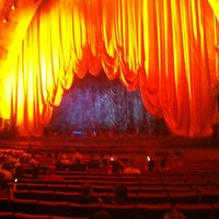 Zarkana By Cirque Du Soleil Now Closed Performing Arts Venue In