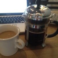Das Foto wurde bei Market Street Coffee von Edgar V. am 6/5/2012 aufgenommen