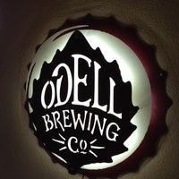 รูปภาพถ่ายที่ Odell Brewing Company โดย Tyler เมื่อ 7/14/2012