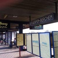 Berchem station
