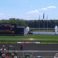 Foto scattata a Arlington International Racecourse da Ryan L. il 8/11/2012