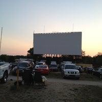 Getty 4 Drive In Movie Theater In Norton Shores