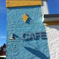5/18/2012 tarihinde Carsten P.ziyaretçi tarafından Den Blå Cafe'de çekilen fotoğraf
