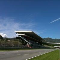 Foto scattata a Autodromo Internazionale Del Mugello da Ronald F. il 5/2/2012