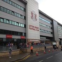 Photo prise au Matchroom Stadium par Andy C. le8/25/2012