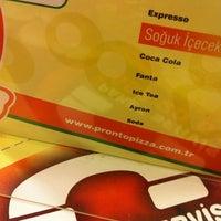 8/20/2012 tarihinde Adem T.ziyaretçi tarafından Pronto Pizza'de çekilen fotoğraf