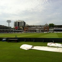 Foto tomada en Lord's Cricket Ground (MCC)  por Grant R. el 8/19/2012