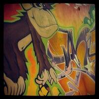 Das Foto wurde bei Drunken Monkey Coffee Bar von Jay. am 7/23/2012 aufgenommen