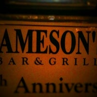 Foto tirada no(a) Jameson's Bar & Grill por Dawn🌸⭐🍀 G. em 9/1/2012