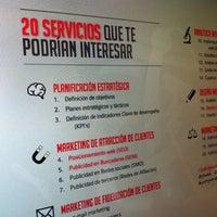Foto tomada en Webcafeina - Agencia de Marketing Online por nacho s. el 6/21/2012