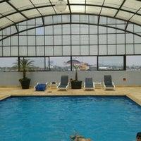 Foto diambil di Hotel Riazor oleh Axel G. pada 7/30/2012