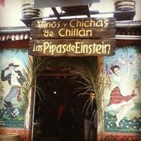 Das Foto wurde bei Las Pipas de Einstein von Rodrigo P. am 9/7/2012 aufgenommen