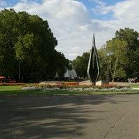 Das Foto wurde bei Margareteninsel von Filip am 8/12/2012 aufgenommen
