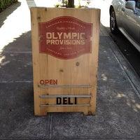 Foto scattata a Olympia Provisions NW da Kate F. il 6/5/2012