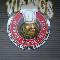 8/18/2012 tarihinde Darl T.ziyaretçi tarafından Vikings'de çekilen fotoğraf