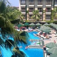 7/23/2012 tarihinde Max S.ziyaretçi tarafından Can Garden Resort'de çekilen fotoğraf