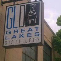 5/13/2012にMarriah G.がGreat Lakes Distilleryで撮った写真