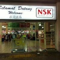 รูปภาพถ่ายที่ NSK Trade City โดย Benjamin O. เมื่อ 3/24/2012