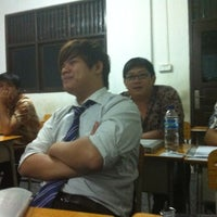 Photo taken at GICI Business School by Jupendi T. on 3/29/2012