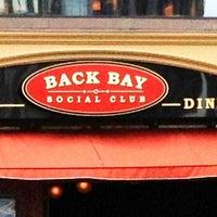 Das Foto wurde bei Back Bay Social Club von Jude L. am 6/19/2012 aufgenommen