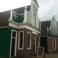 Снимок сделан в Nederlands Openluchtmuseum пользователем Caspar t. 4/20/2012