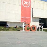 Снимок сделан в FCOM - Facultad de Comunicación пользователем Gerson Luiz M. 3/29/2012