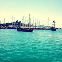 8/4/2012 tarihinde Özüm Ö.ziyaretçi tarafından Milta Bodrum Marina'de çekilen fotoğraf