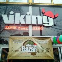 3/17/2012에 Paulette M.님이 Viking - Arte Café Punto Zero에서 찍은 사진