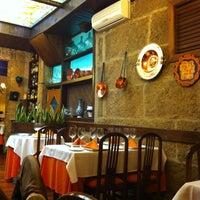 Foto scattata a A Taberna Restaurante da Ped P. il 5/25/2012