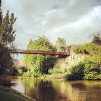 8/5/2012 tarihinde Renke Y.ziyaretçi tarafından Parc des Buttes-Chaumont'de çekilen fotoğraf