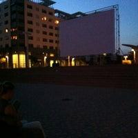 """Foto scattata a Piazza Delpiano da Andrea """"Axell"""" T. il 8/11/2012"""