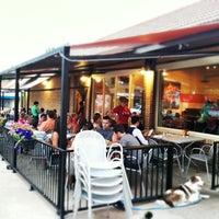 Снимок сделан в Park Burger пользователем Kim 8/4/2012