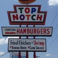 7/7/2012 tarihinde Rick P.ziyaretçi tarafından Top Notch'de çekilen fotoğraf