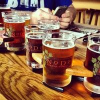 Foto tirada no(a) NoDa Brewing Company por Jessica em 8/19/2012