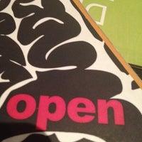 Das Foto wurde bei Open Café & Wine Bar von Cecília am 7/11/2012 aufgenommen