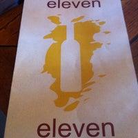 Das Foto wurde bei Eleven Eleven von Brian C. am 5/22/2012 aufgenommen