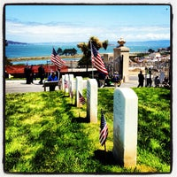 Photo prise au Presidio de San Francisco par Eric M. le5/28/2012