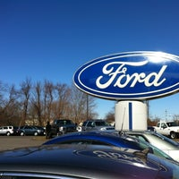 Photo Taken At Crest Ford Of Niantic By Rajiv P On 2 5