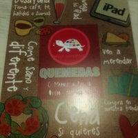 4/12/2012にRocio C.がQuemedasで撮った写真