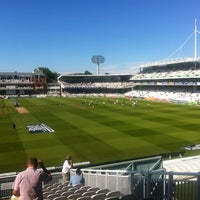 Foto tomada en Lord's Cricket Ground (MCC)  por Mark C. el 8/18/2012