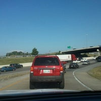 Junction I-24 / Briley Parkway - Intersection in Nashville